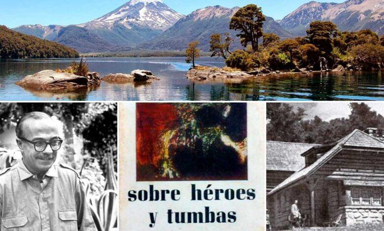 """En Neuquén, Sabato cambió el final de """"Sobre héroes y tumbas"""""""