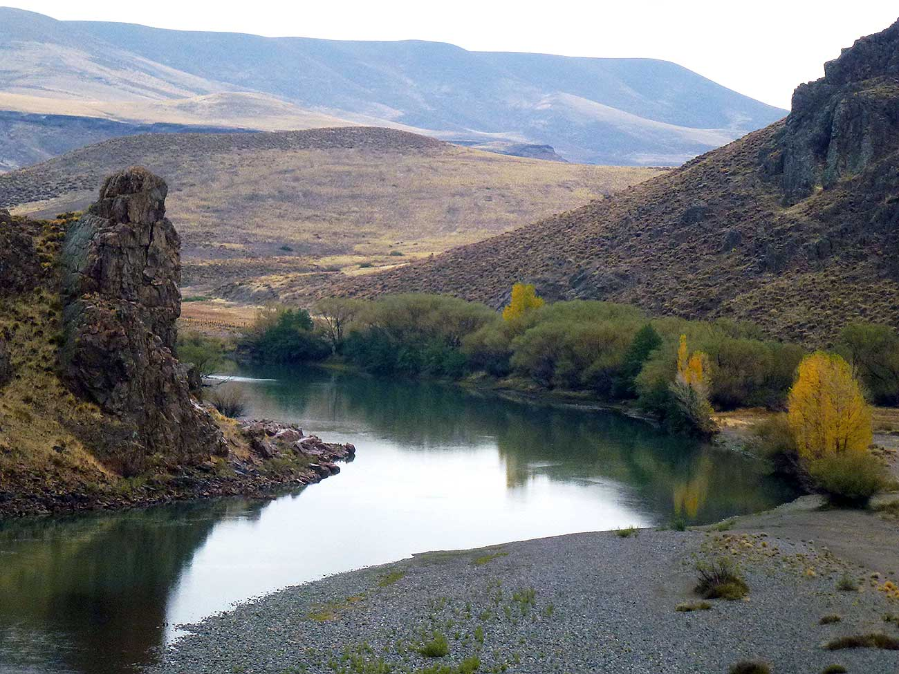 Río Collón Curá