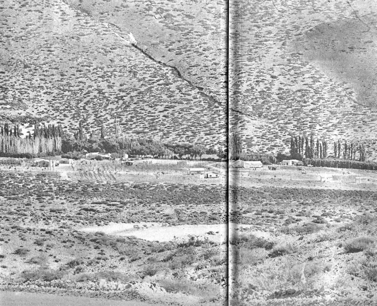 Barrancas - Neuquén - 1973