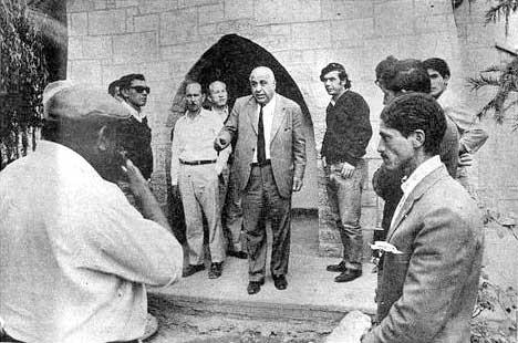 Elecciones complementarias en Barrancas - Neuquén - 1973