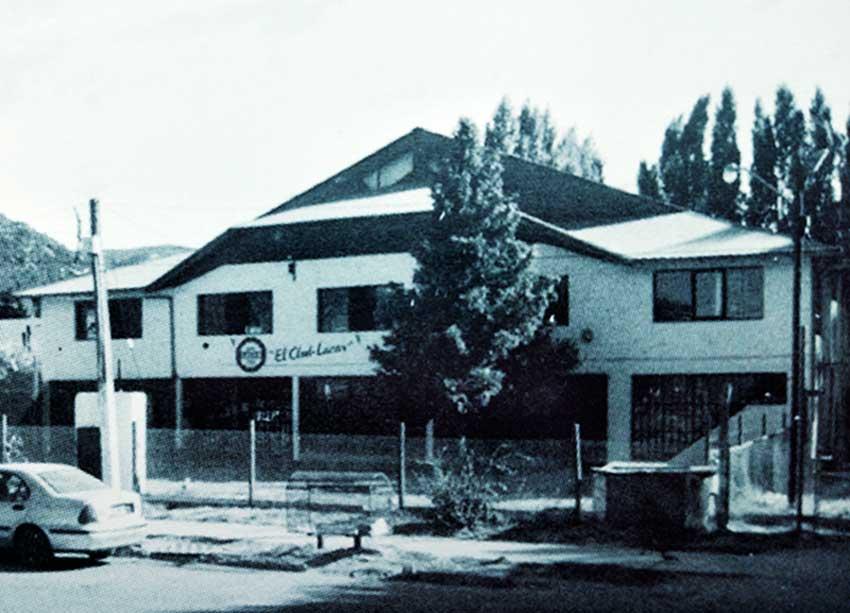 La sede institucional en San Martín de los Andes.