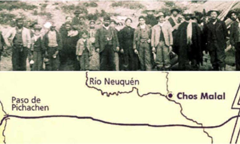 Comienzos de la minería en Neuquén