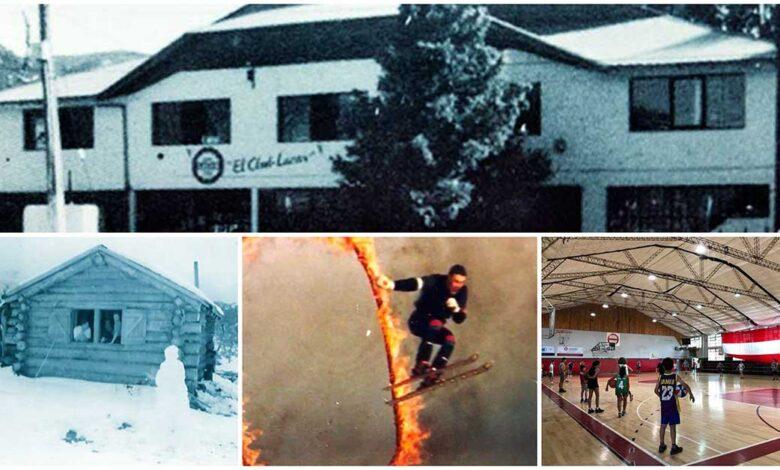 El Club Lácar, pionero en el esquí neuquino.