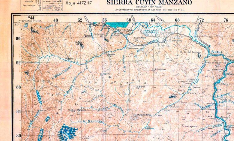 Sierra Cuyín Manzano - 1946