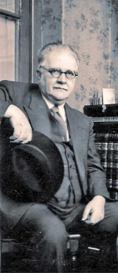 Retrato de Miguel Camino