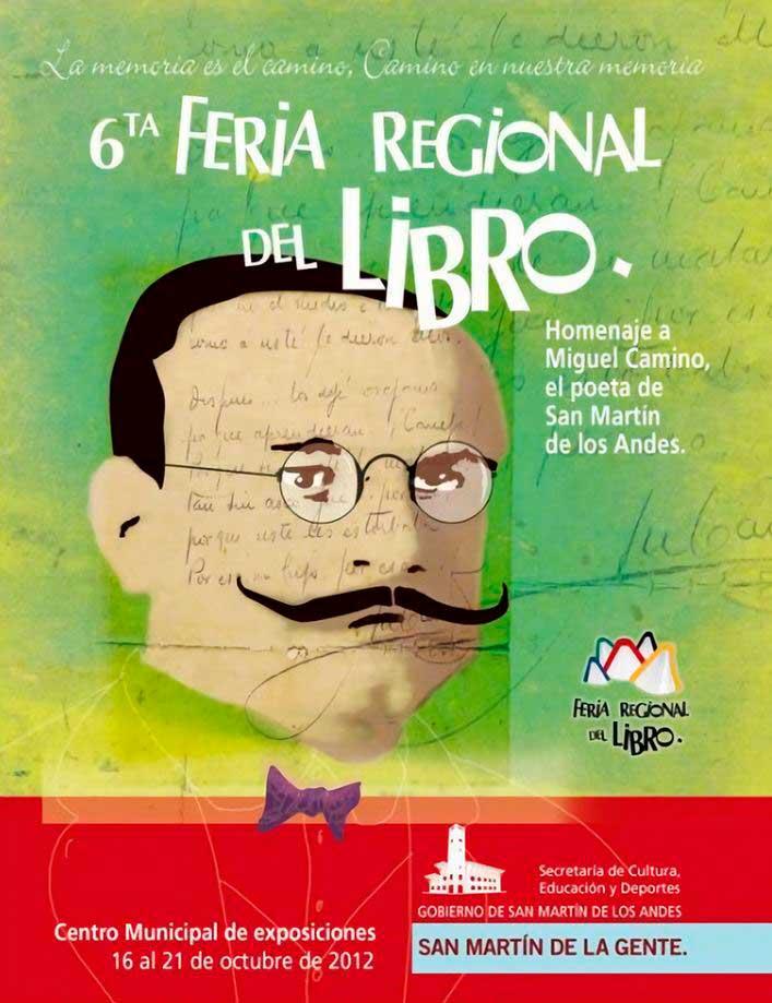 Feria del Libro 2012 en San Martín de los Andes