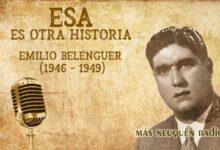 Emilio Belenguer. Del gremio ferroviario a la gobernación del Neuquén.