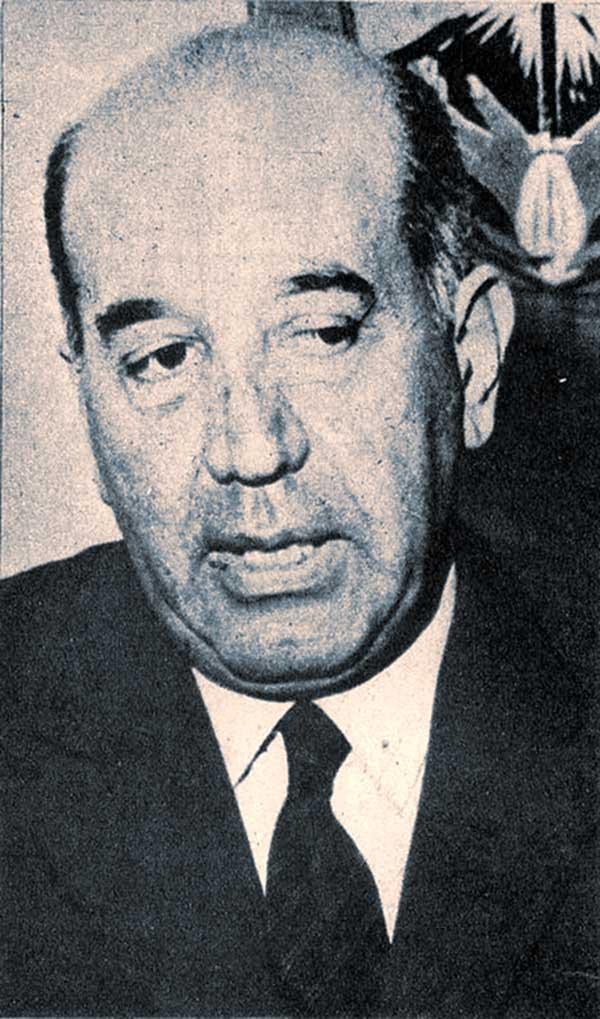 Felipe Sapag - Gobernador del Neuquén