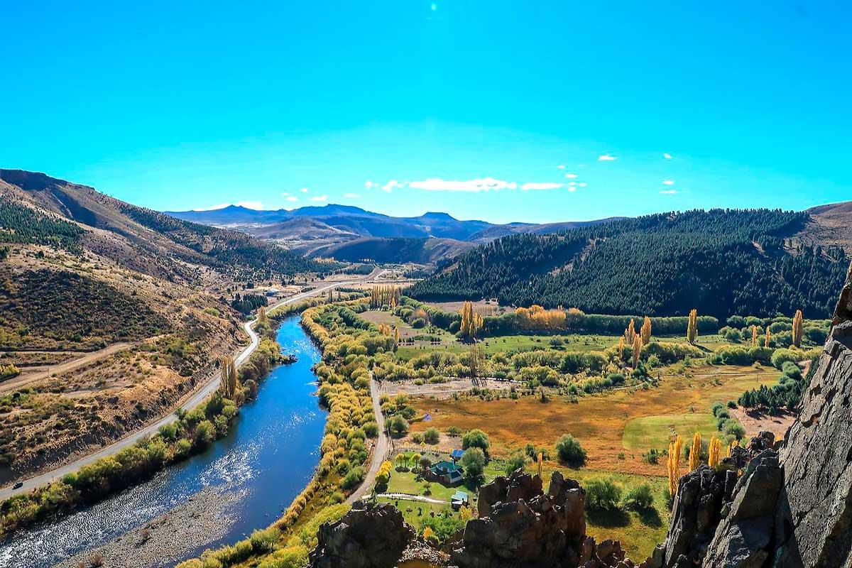 Río Aluminé