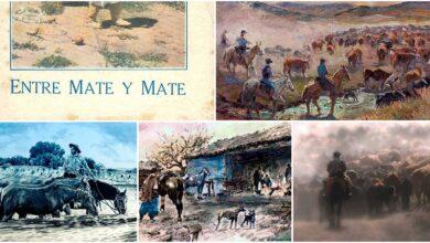 Entre Mate y mate - Félix San Martín.