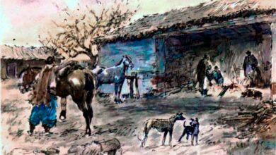 Una cacería accidentada - Imagen ilustrativa