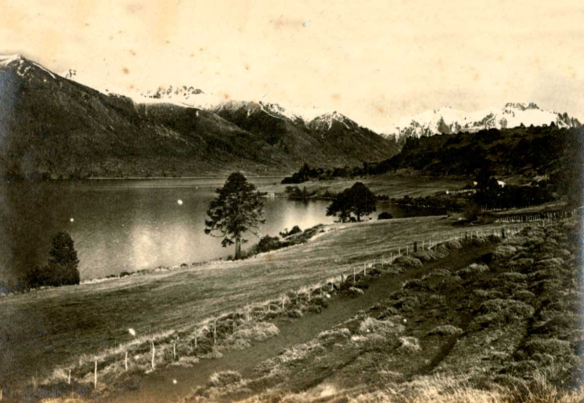 Lago Huechu Lauquen - Neuquén