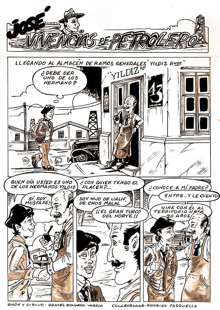 José, vivencias de petrolero – Episodio 10 – 01
