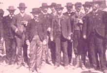 Comisión de festejos de la nueva capital - Caras y Caretas del 24 de septiembre de 1904
